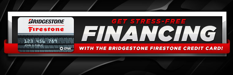Firestone Financing Available